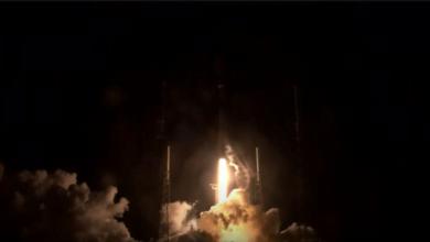 SpaceX a trimis o racheta Falcon 9 in cea de a