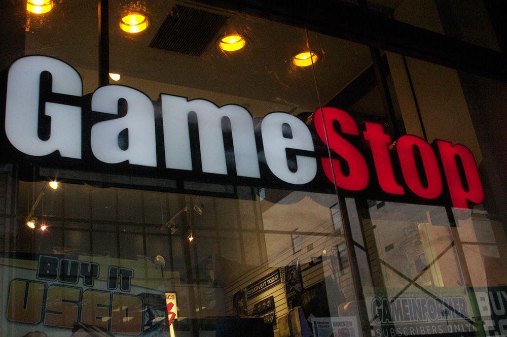 Fotografie GameStop