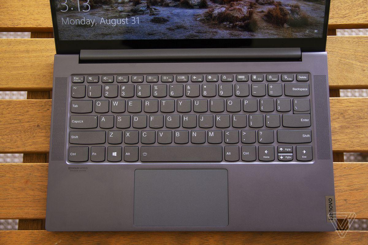 Tastatura Lenovo IdeaPad Slim 7 de sus.