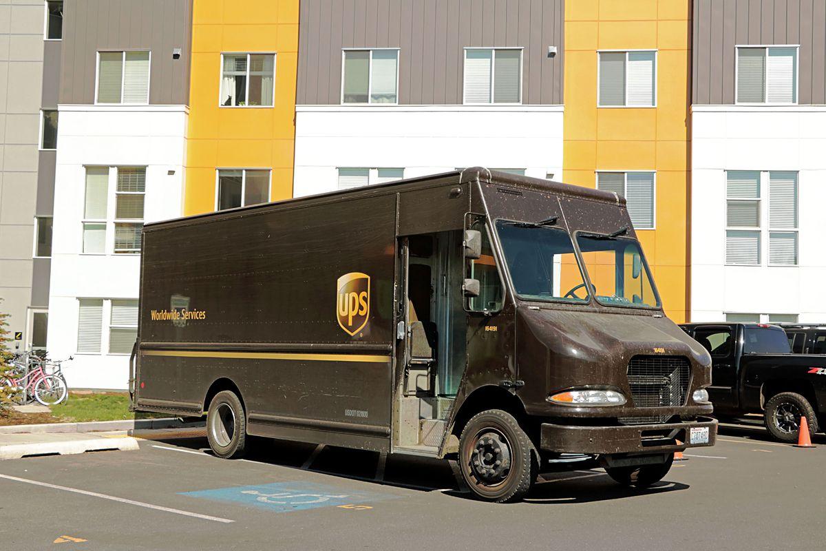 Camion United Parcel Service