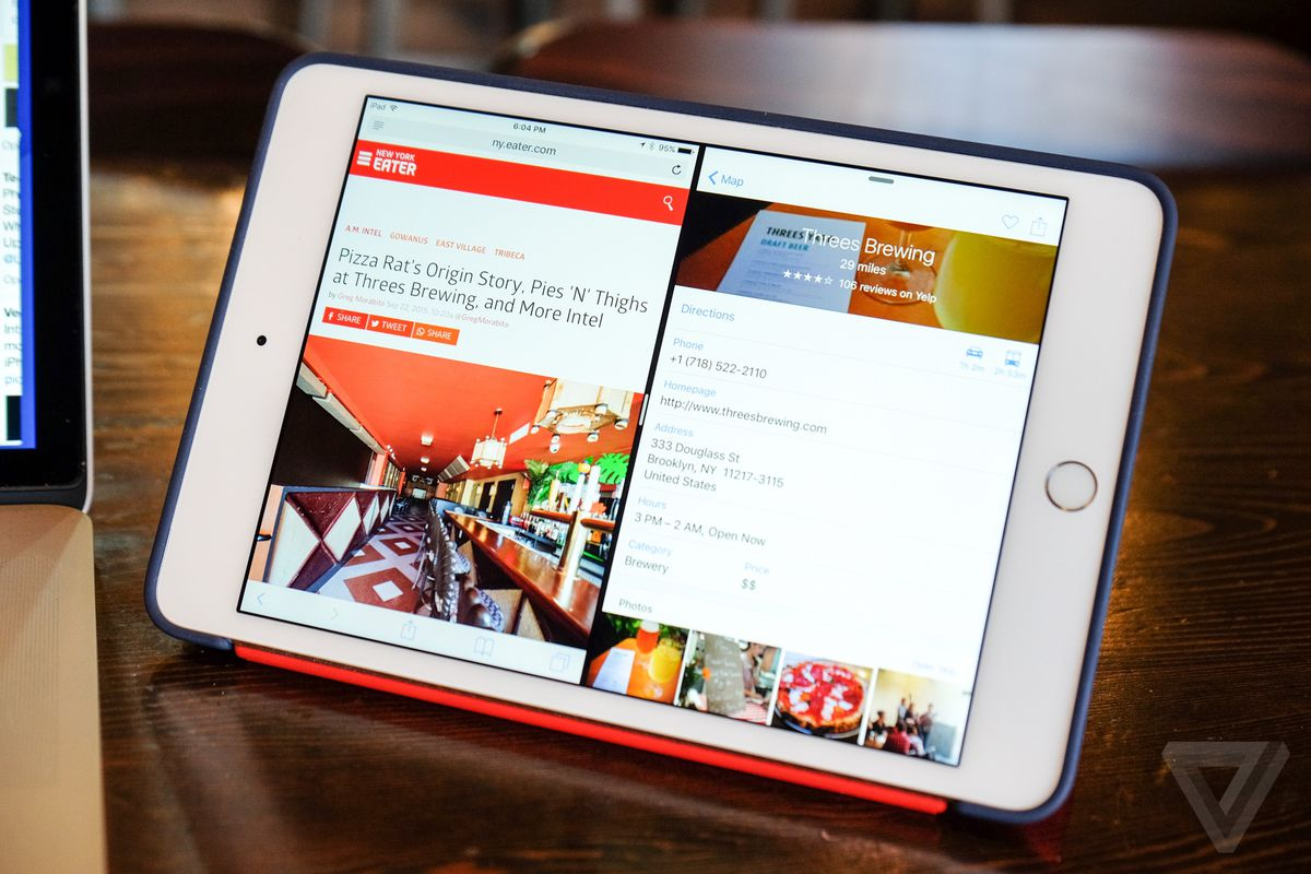 Recenzie iPad mini 4