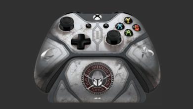 Acest controller Xbox Mandalorian de 160 USD nu este fabricat