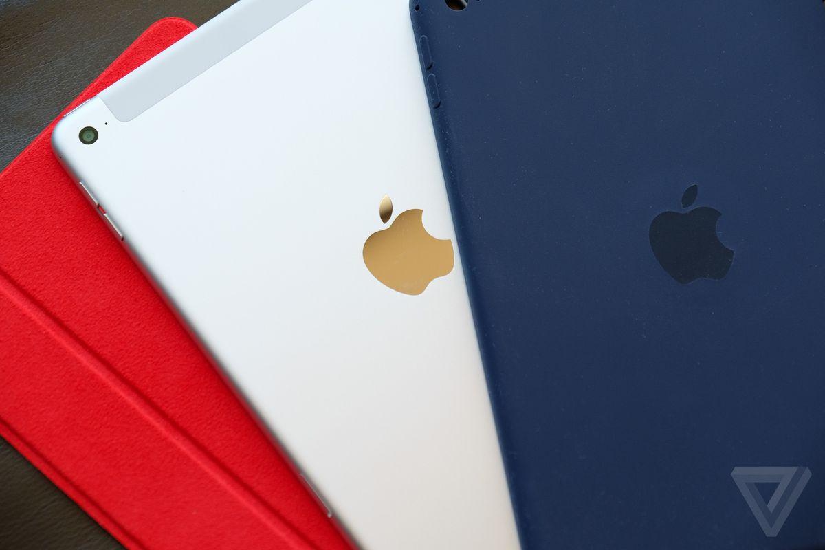 Eșantion de cameră iPad mini 4