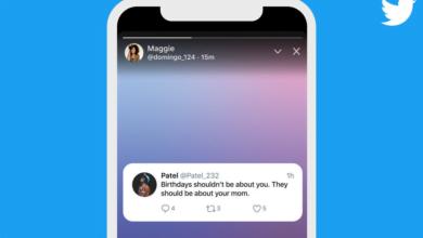Tweeturile dispare de pe Twitter numite Flote sunt acum disponibile