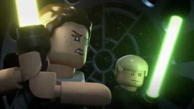 Urmariti primul trailer special Lego Star Wars Holiday pe Disney