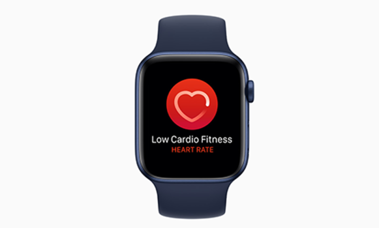 1610902340 Cum sa opriti notificarile cardio fitness reduse pe Apple Watch