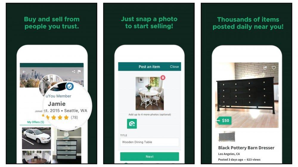 OfferUp cumpărați și vindeți lucrurile dvs. local deveniți vânzător online