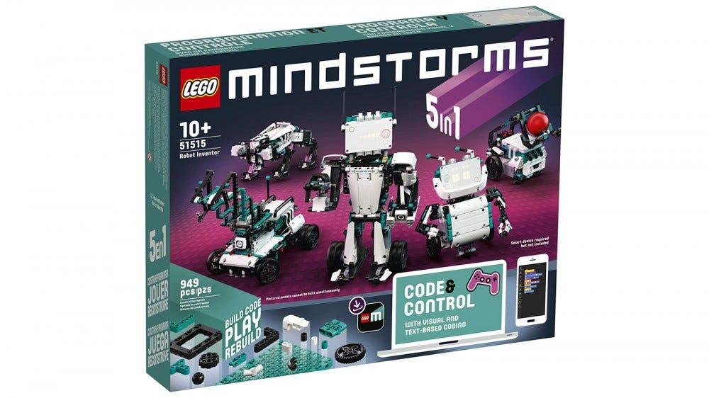 Set LEGO Mindstorms Robot Inventor Building Set
