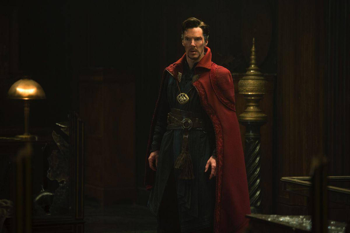 Imagine promoțională Doctor Strange