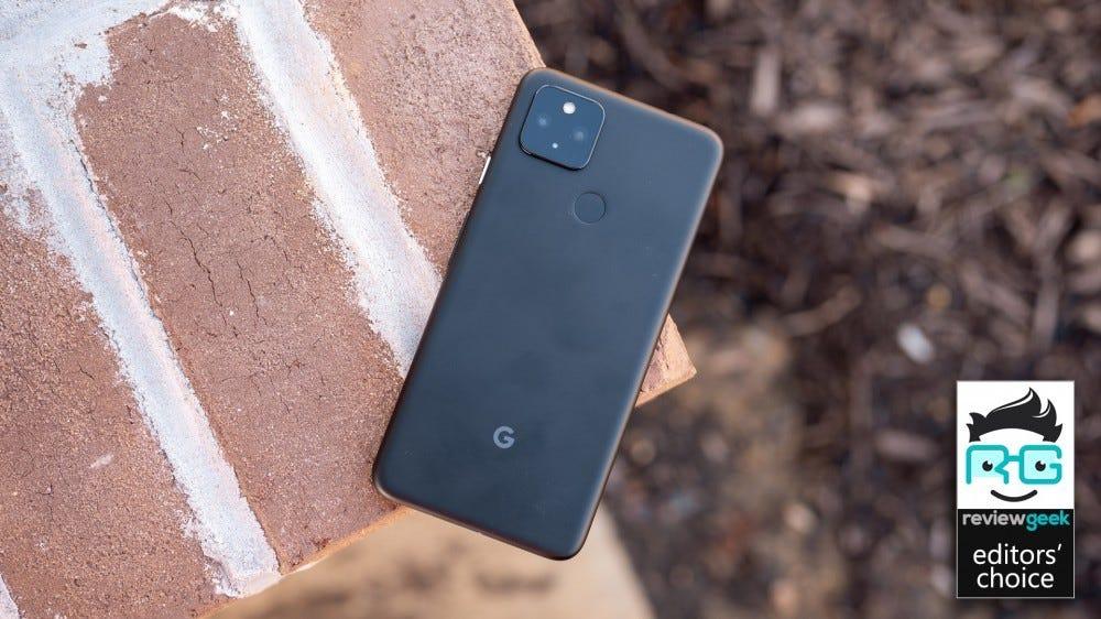 Pixel 4a 5G, un punct de referință pentru telefoanele mid-range.