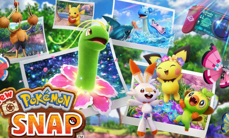 Noul Pokemon Snap vine pe Nintendo Switch pe 30 aprilie