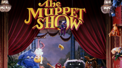 Toate cele cinci sezoane ale The Muppet Show se indreapta