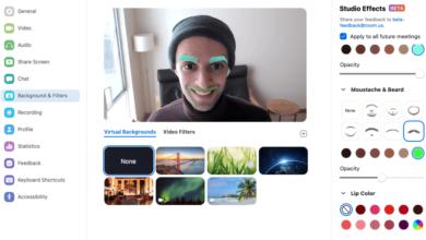 1613936011 Zoom adauga efecte faciale astfel incat sa puteti arata cel