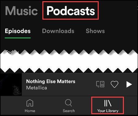 fila podcast