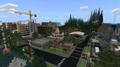 Microsoft si a transformat raportul de sustenabilitate intr o harta Minecraft