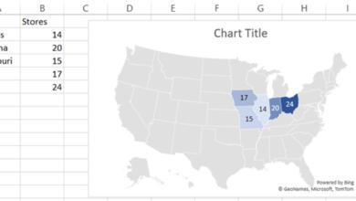 1617465863 Cum se creeaza o diagrama a hartii geografice in Microsoft