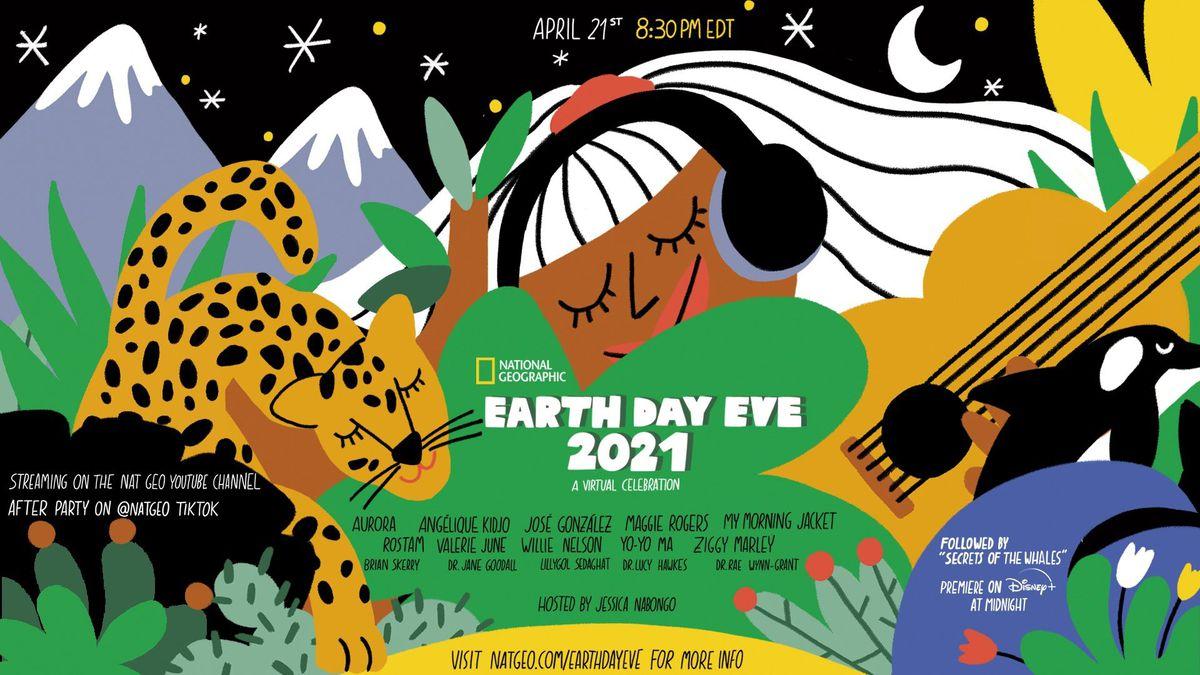 Ajunul Zilei Pământului de la National Geographic 2021