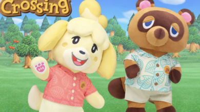 Adorabila colaborare Build A Bear Animal Crossing New Horizons este aici