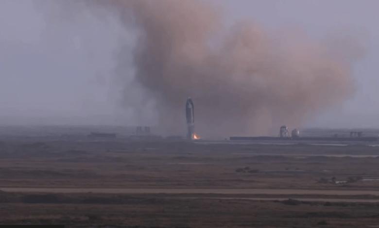 SpaceX lanseaza pentru prima data prototipul Starship si apoi