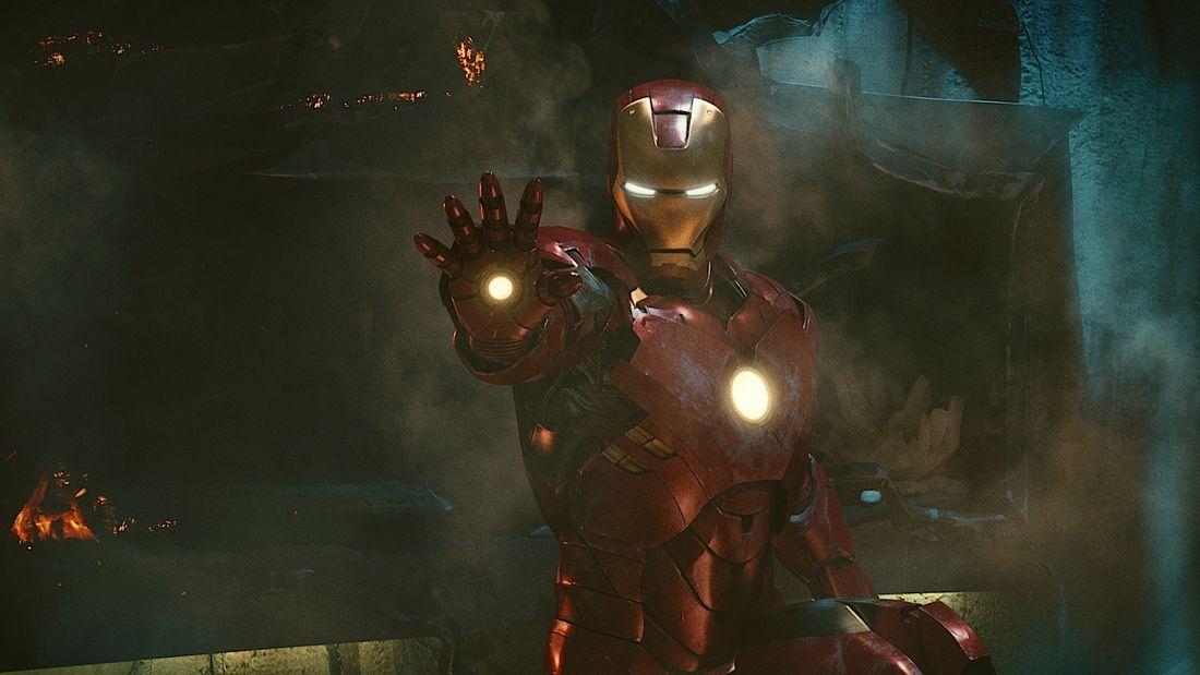 Costum Iron Man (sursa: Paramount Pictures)
