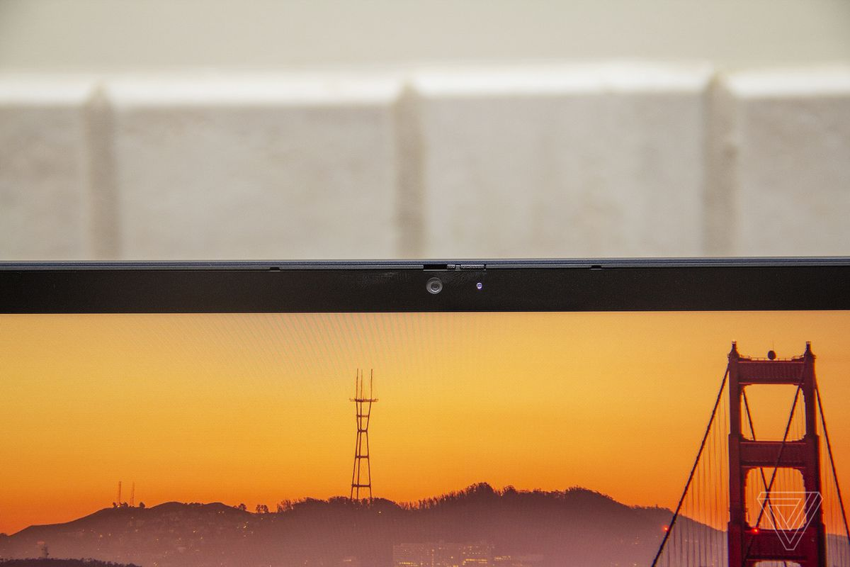 Camera web Lenovo ThinkPad C13 Yoga Chromebook.