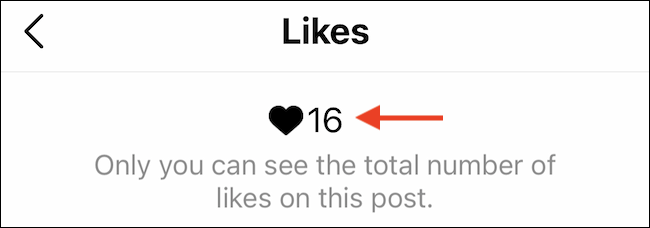 Doar dvs. veți putea vedea numărul de aprecieri pe propriile dvs. postări.