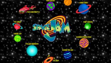 25 de ani mai tarziu Space Jam are un nou
