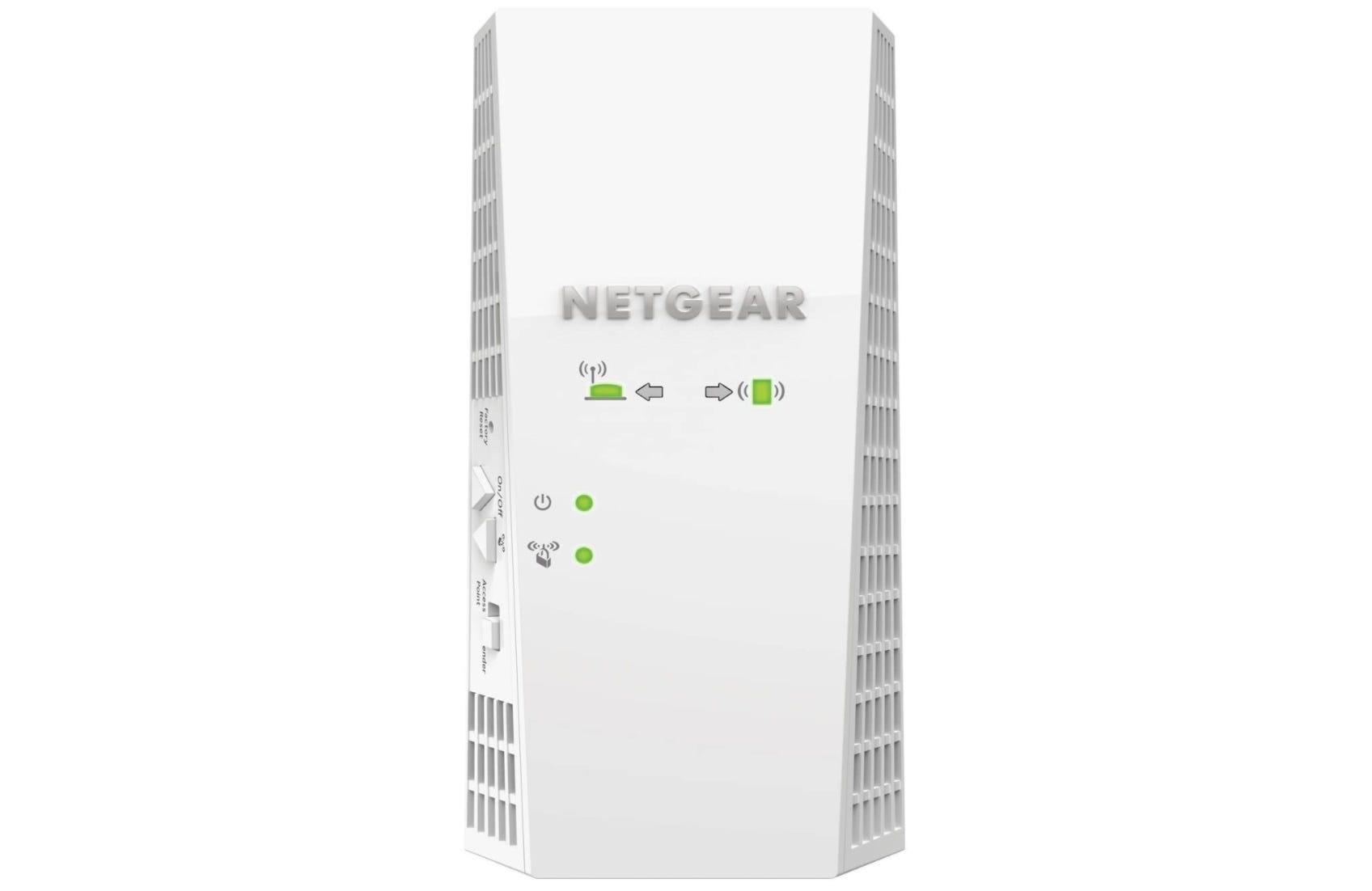 Extensor de gamă Netgear X4