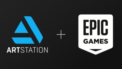 Epic Games cumpara site ul portofoliului de artisti ArtStation