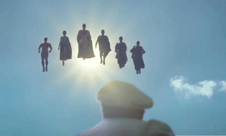 Netflix aduce vina parintilor in lumea supereroilor cu primul trailer