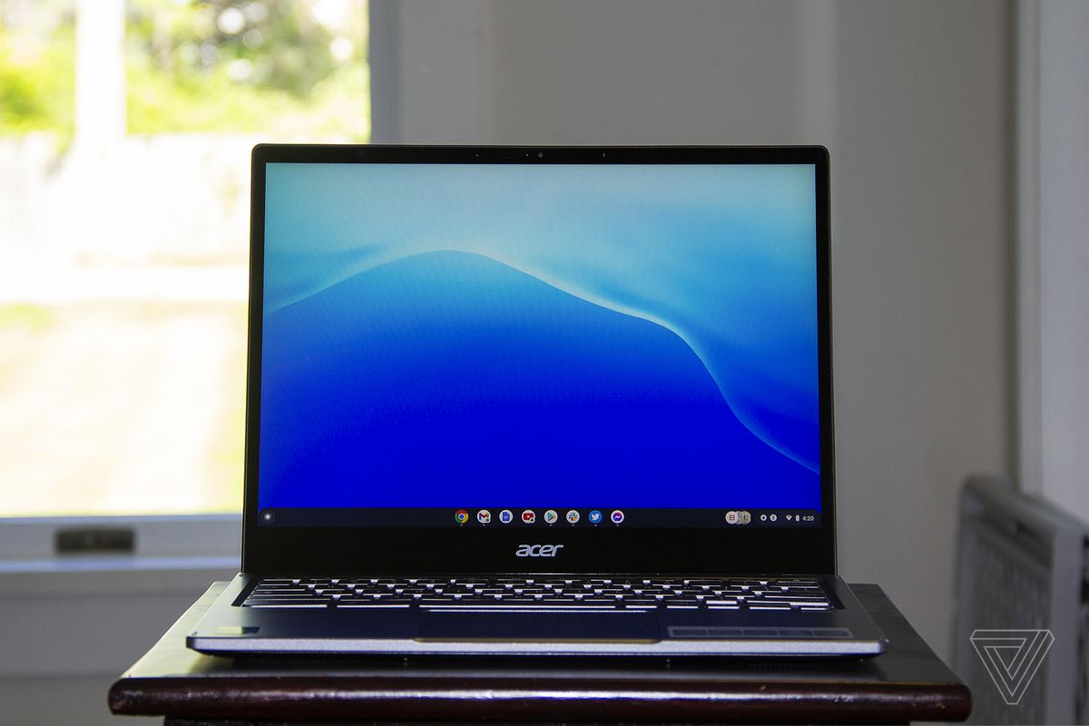 Cel mai bun laptop ieftin 2021: Acer Chromebook Spin 713