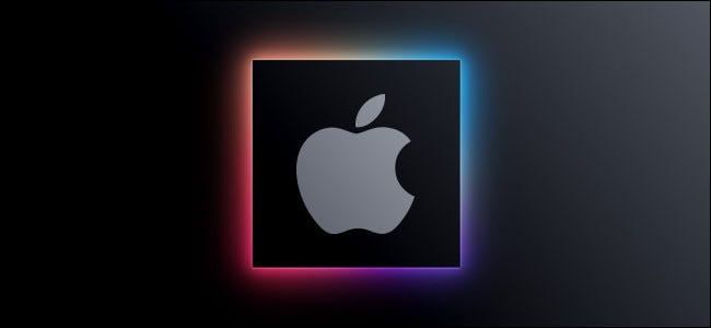 Apple Silicon Chip Hero