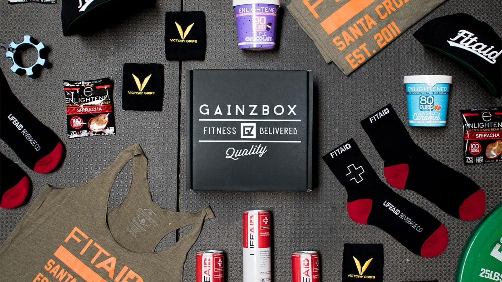 Accesorii și șosete de antrenament în Gainzbox