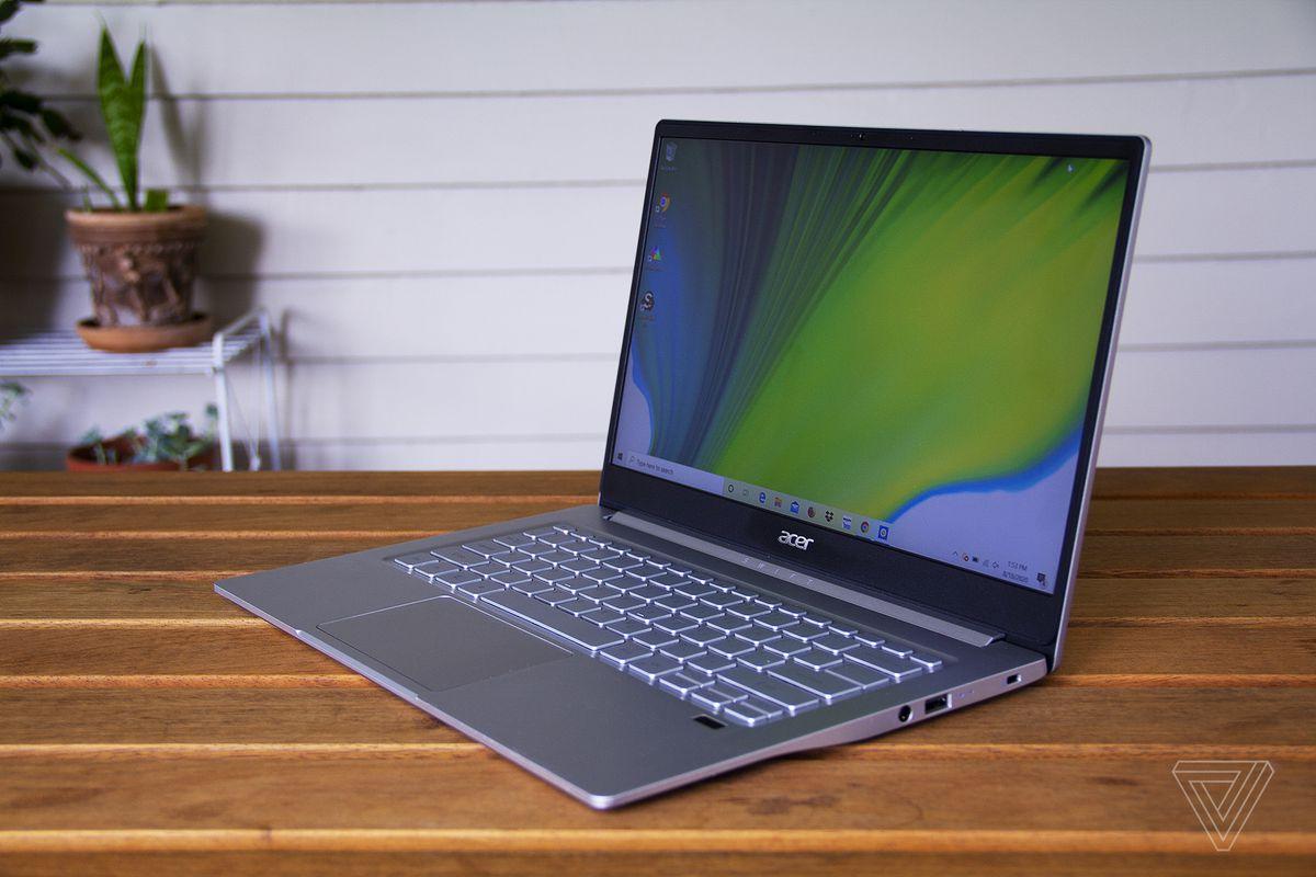Cel mai bun laptop ieftin 2021: Acer Swift 3